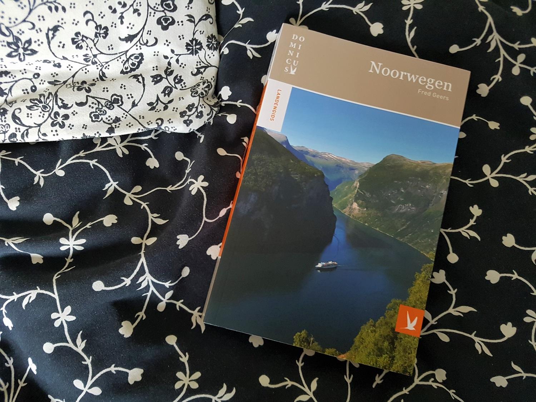 reisgids noorwegen fred geers
