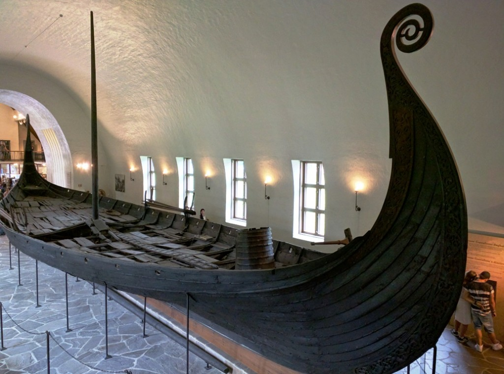 oslo vikingschipmuseum