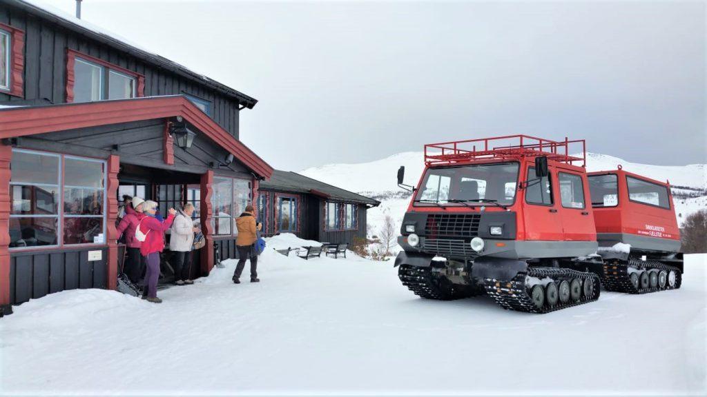 borduurreis noorwegen excursie