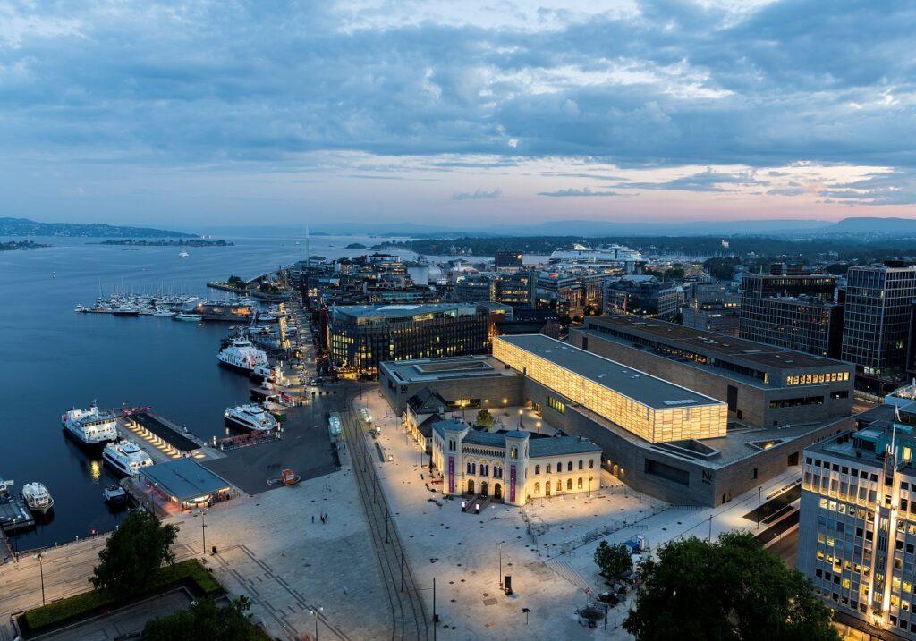 noors nationaal museum oslo